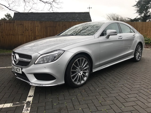 Mercedes CLS350 AMG Line SALOON